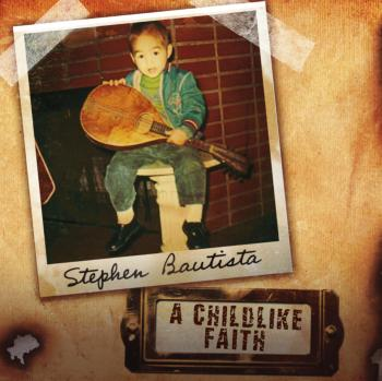 A Childlike Faith - Physical CD